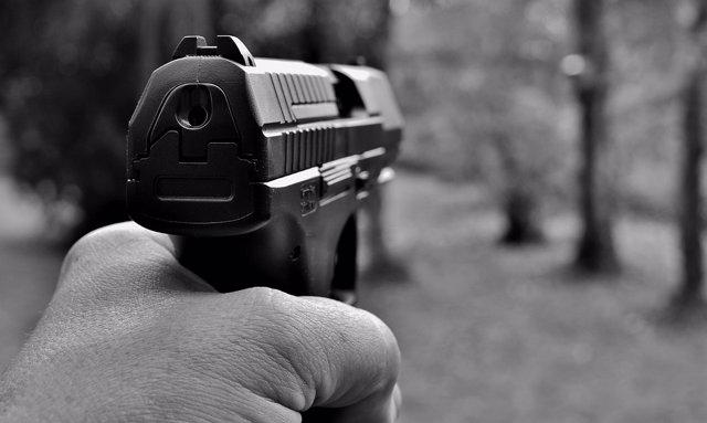 Arma de fuego (Archivo)