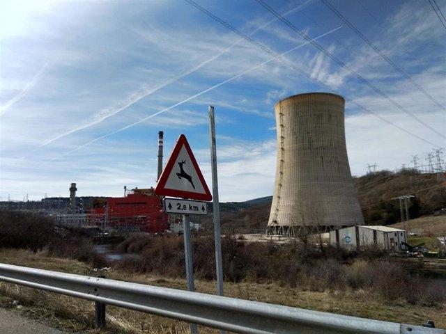 Central Térmica de Velilla, carbón, minería, mina, transición energética, cierre