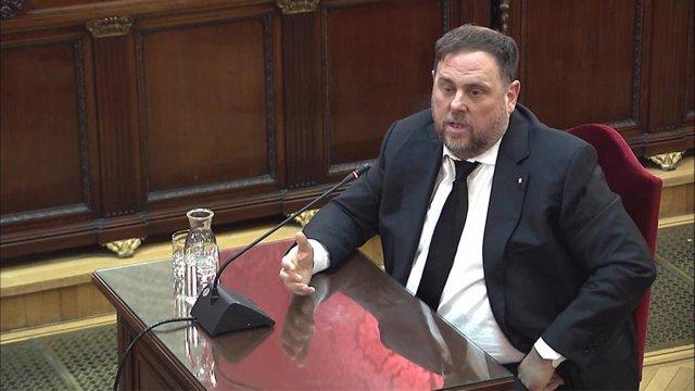 AMP.- 28A.- Junqueras serà el candidat d'ERC a les eleccions generals