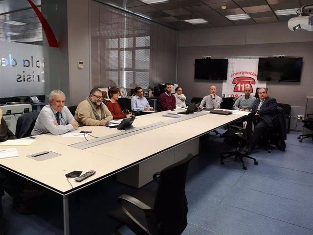 Aragón afronta la recta final de la preparación del gran simulacro de emergencia
