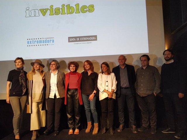 Gracia Querejeta elige Cáceres para rodar su próxima película 'Invisibles', una