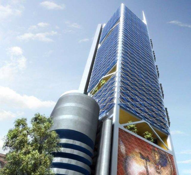 Torre BBVA Bancomer