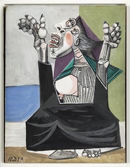 Toulouse recuerda el exilio de Picasso con una exposición con una treintena de s