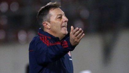 El argentino Frank Kudelka renuncia como entrenador de la Universidad de Chile