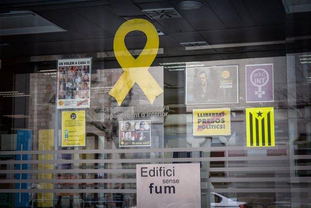 Fotos de recurs d'edificis oficials de Barcelona (Catalunya)