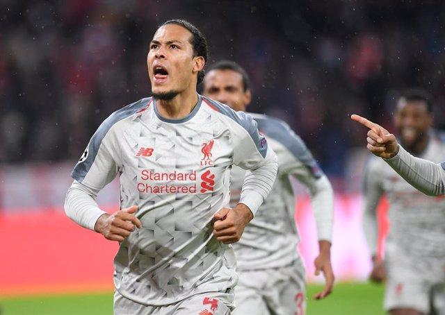 UEFA Champions League - FC Bayern Munich vs Liverpool FC