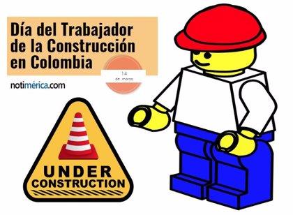 14 de marzo: Día del Trabajador de la Construcción en Colombia, ¿por qué se celebra esta efeméride?