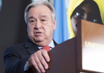 Guterres expresa su preocupación por la incertidumbre en torno a la JEP en Colombia