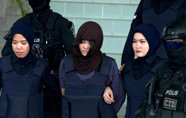 Trial of suspected assassins of Kim Jong Nam in Malaysia