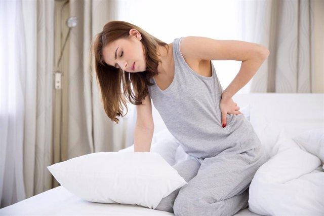 Dolor de espalda en personas con enfermedad inflamatoria intestinal