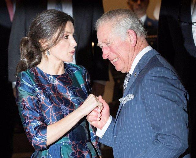 Reina Letizia: Del guiño a Pablo Picasso al guiño a Joaquín Sorolla en Londres