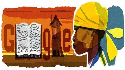 Google homenajea a la poeta brasileña Carolina María de Jesús en el 105 aniversario de su nacimiento