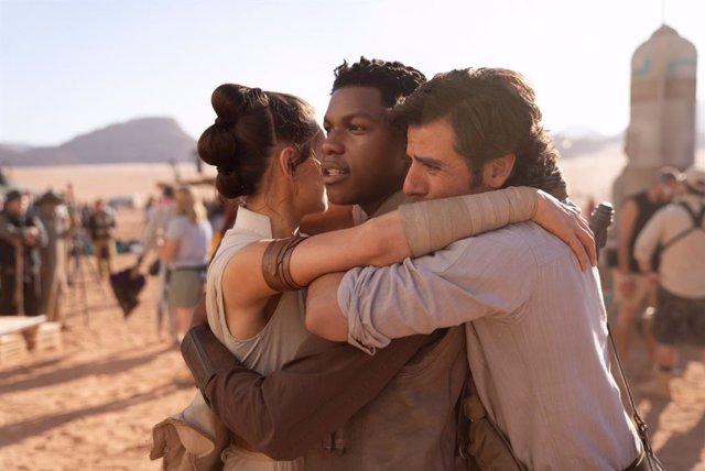 ¿Filtrada La Fecha Del Tráiler De Star Wars 9?