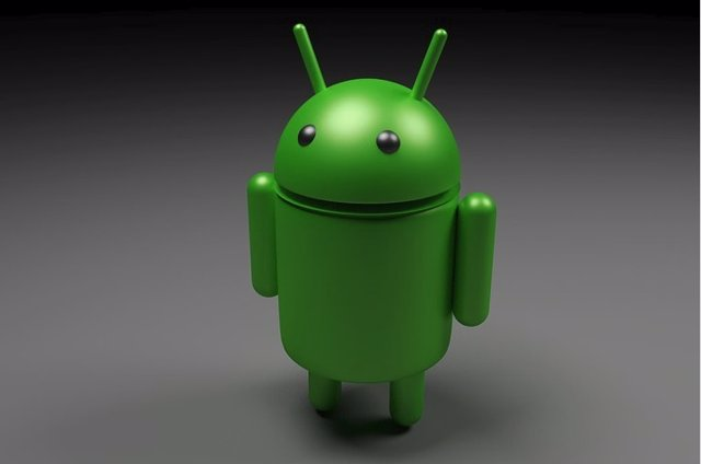 Logo Android 3D