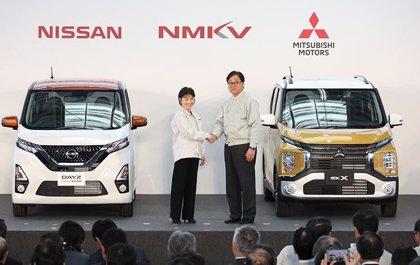 Nissan y Mitsubishi lanzarán cuatro nuevos minivehículos que se fabricarán en Japón