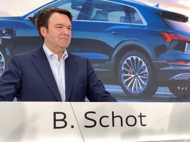 Bram Schot, consejero delegado de Audi