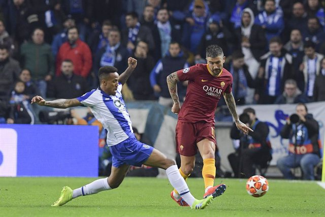 UEFA Champions League - FC Porto vs AS Roma