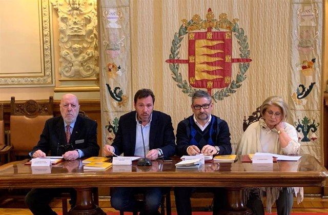 Ayuntamiento de Valladolid recupera y publica como fácsimil un diario de la ciud