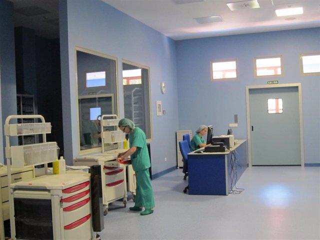 Enfermeras Del Hospital Provincial De Zaragoza