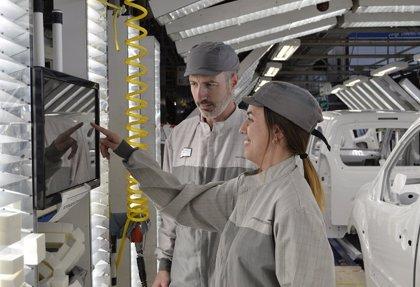 La planta del Grupo PSA en Vigo utiliza el Big Data para mejorar los procesos de producción