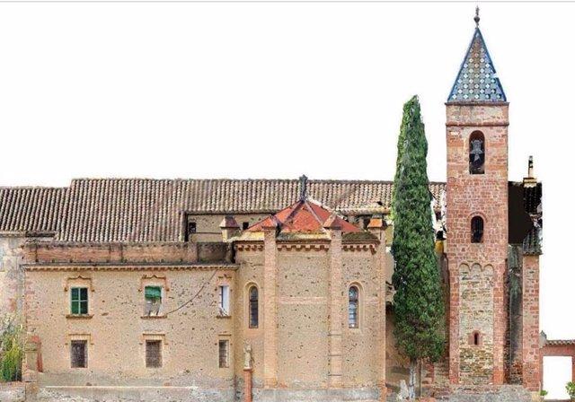 Impulsen la restauració de pintures murals de l'església parroquial de Sant Cl