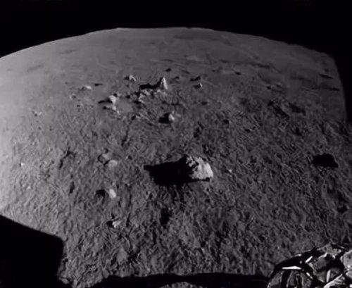 El rover chino Yutu-2 envía más imágenes de la cara oculta de la Luna