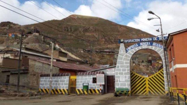 Mueren cuatro ladrones de minerales en Bolivia tras un enfrentamiento con un gru