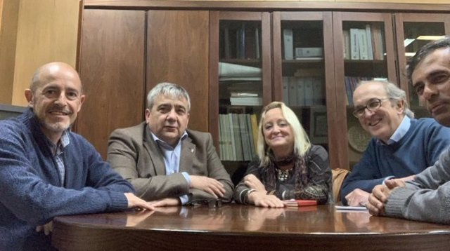 CCOO Extremadura pide al rector de la UEx la mejora de las condiciones laborales