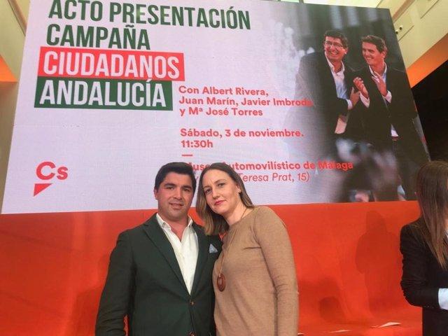 """Jaén.- 28A.- Adán sitúa infraestructuras y olivar como """"banderas"""" de Cs y espera"""