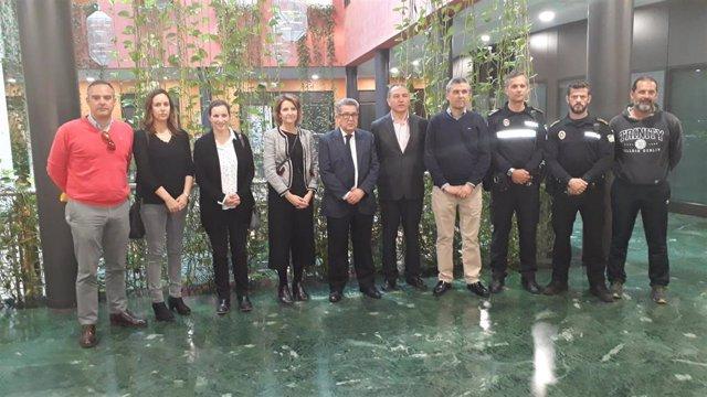 Sevilla.- La ciudad de Dos Hermanas se suma al proyecto 'Stars' de movilidad sos