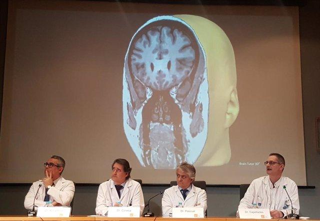 El Hospital de Mar realiza la primera cirugía láser del Estado en pacientes con