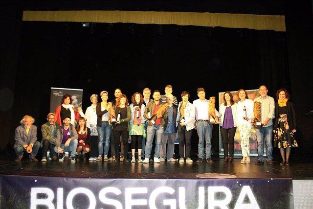 Jaén.- MásJaén.- Biosegura cumple su 20 aniversario con la ampliación de sus act
