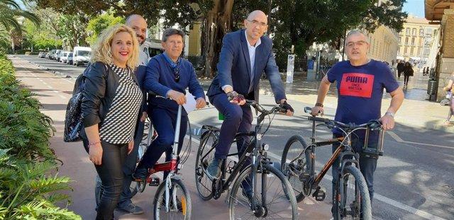 Rechazo A La Revisión Del Plan Andaluz De La Bicicleta