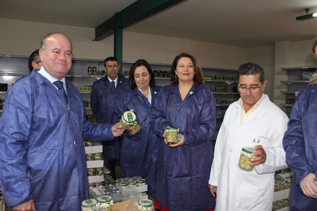 Málaga.- La Junta anuncia ayudas por 18,6 millones para industrias agroalimentar