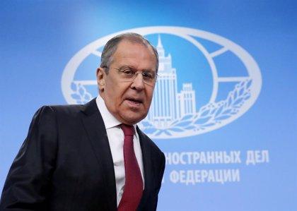 """Lavrov ratifica a Arreaza el """"inquebrantable"""" apoyo de Rusia a Venezuela"""