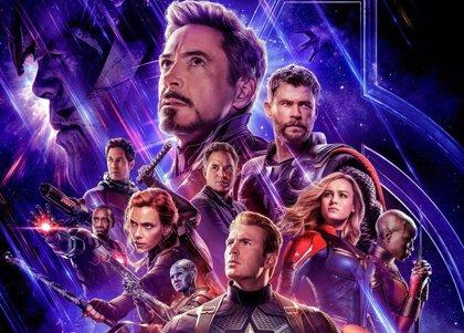 Endgame: Los Vengadores supervivientes, juntos en el nuevo póster oficial