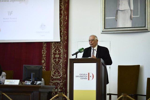 Inauguración de la jornada 'Integrando la diversidad de género en la política ex