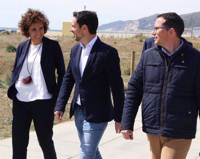 """Montserrat diu que el PP és """"garantia"""" que tornin les empreses que es fur"""