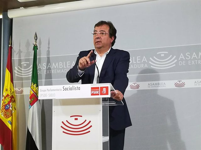 """Vara destaca que Extremadura se ha situado """"a la cabeza"""" de España en leyes para"""