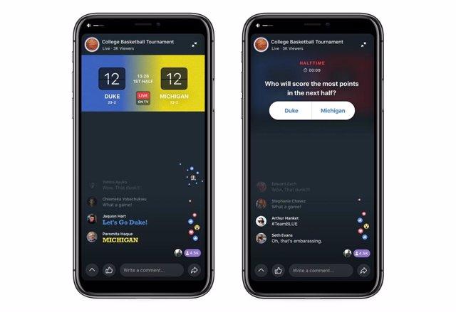 Facebook introduce en sus Watch Party la posibilidad de ver televisión en tiempo