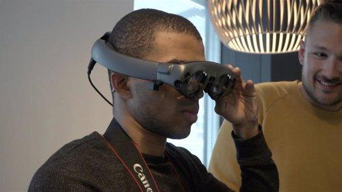 La realidad mixta y los hologramas llegan a las reuniones de trabajo de la mano