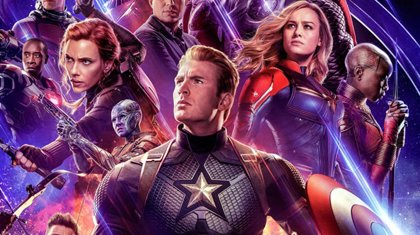 Un error en el póster de Vengadores: Endgame indigna a fans de Marvel