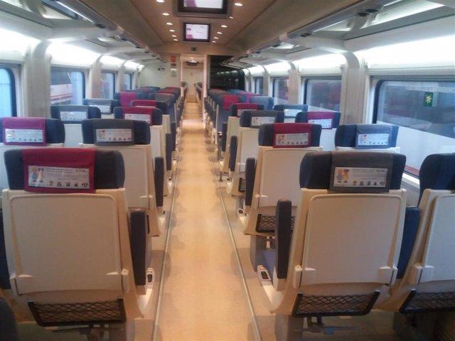 Renfe concienciará en Galicia en sus trenes acerca del Síndrome de Down