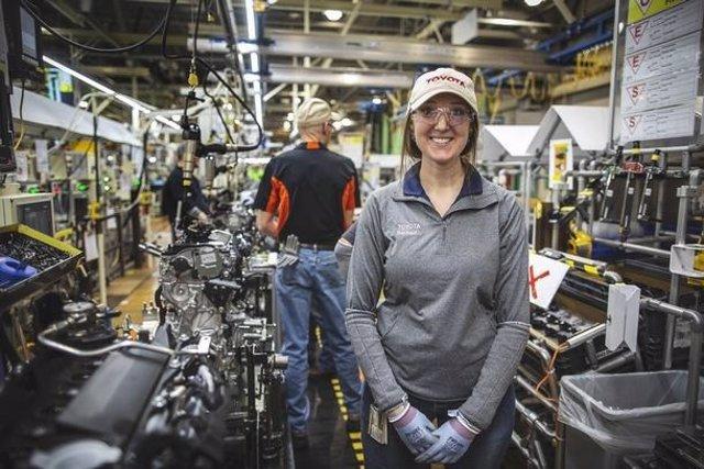 Economía/Motor.- Toyota invertirá más de 11.600 millones en Estados Unidos hasta