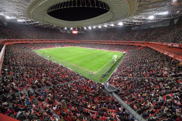 Athletic-Levante emakumezkoen partida San Mamesen jokatuko da, martxoaren 31n