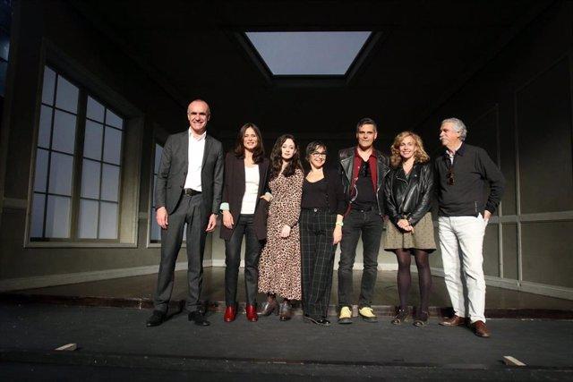 Sevilla.- El Lope de Vega acoge hasta el domingo la obra 'La vuelta de Nora' con