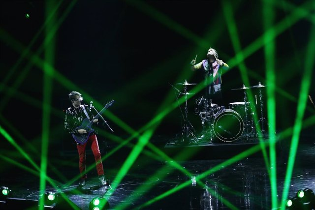 """Muse admiten que """"finalmente"""" han ido """"demasiado lejos"""" con el montaje de su act"""