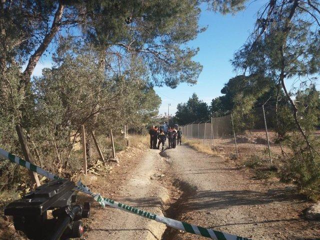 Valencia.- Una vecina de los niños de Godella alertó a la Policía al ver al padr