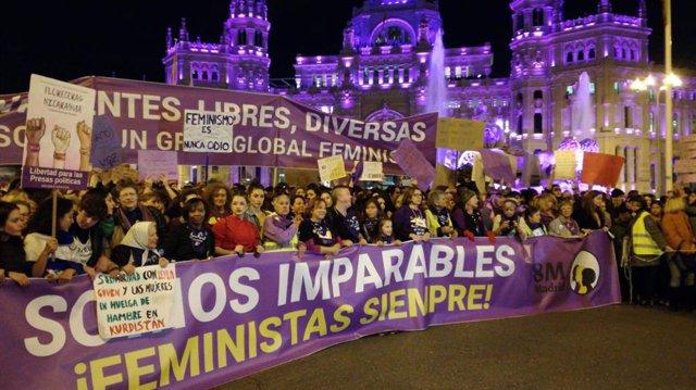 """8M.- Ábalos acusa al PP y a Cs de """"erosionar"""" el feminismo y de poner """"excusas"""""""