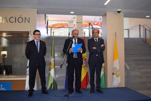 Sevilla.- Inaugurado en Bormujos el Campus Docente y de Investigación en Ciencia